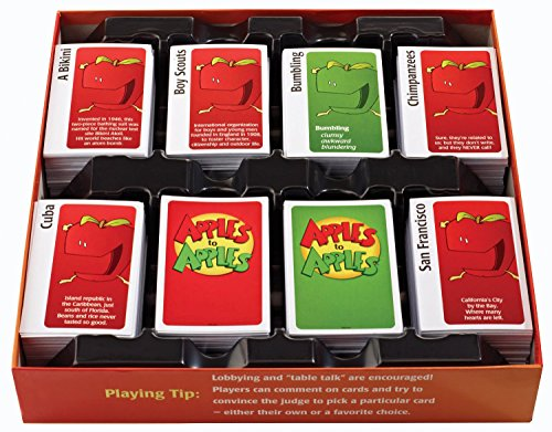 Apples To Apples Contentsg
